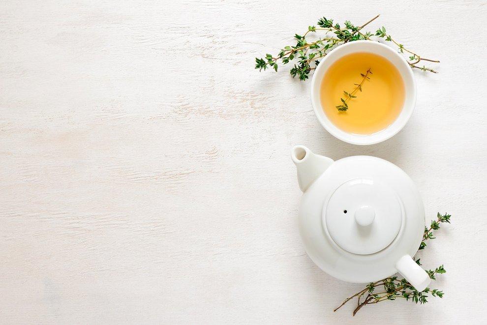 zielona herbata zalety