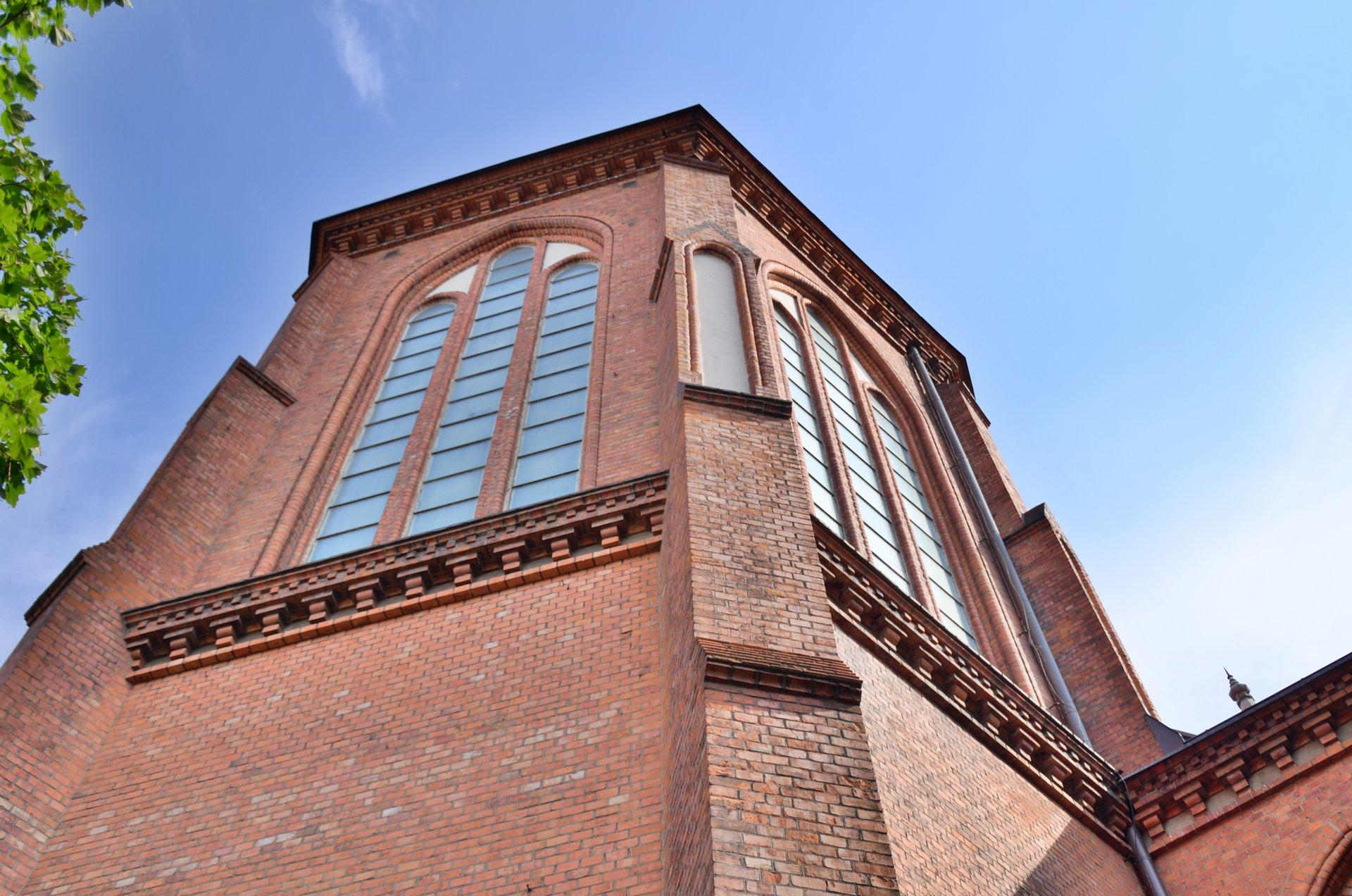 Białystok katedra fara bazylika mniejsza kościół religia katolicyzmfree photo darmowe zdjęcie