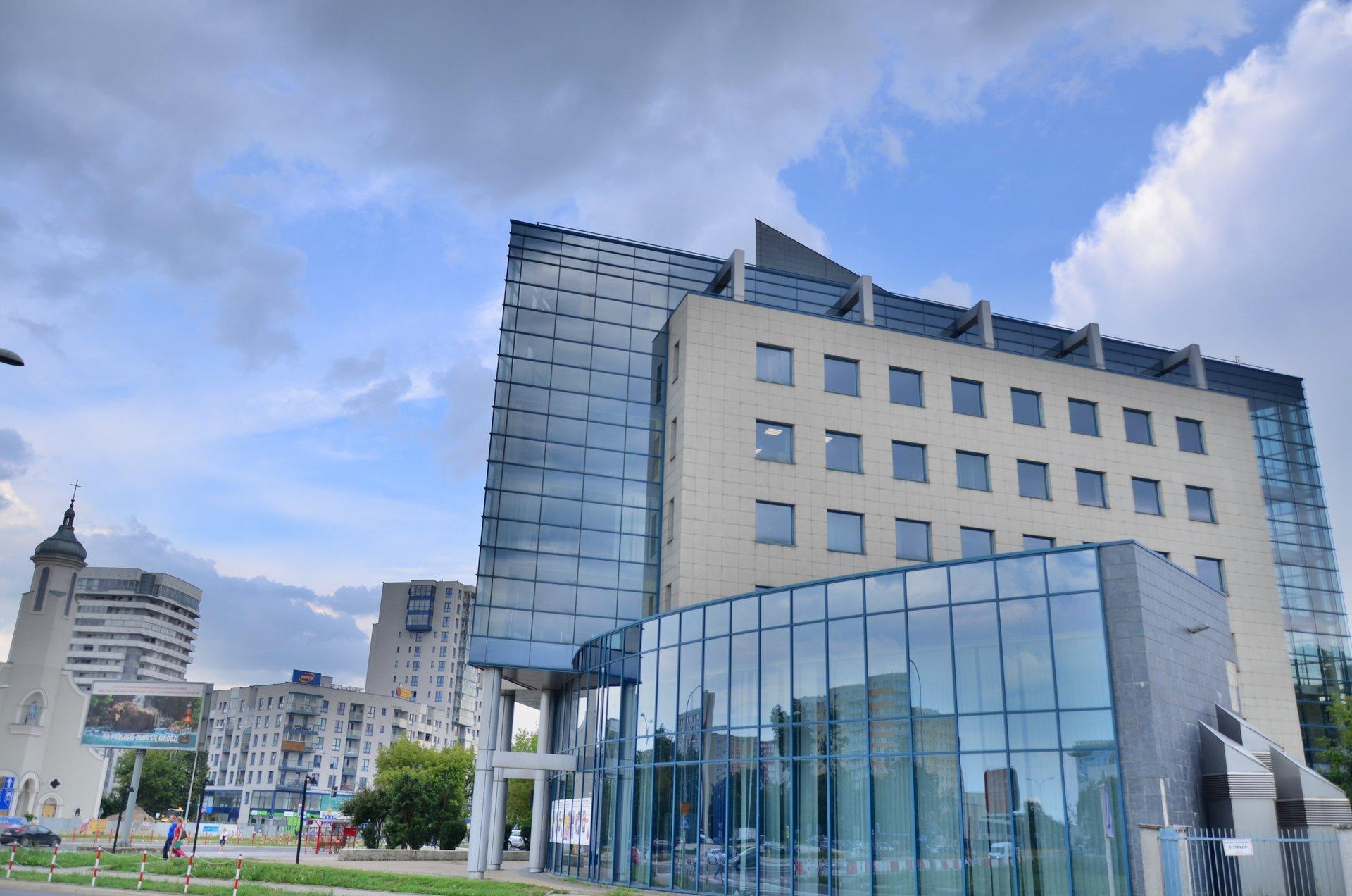 Białystok Cieszyńska centrumfree photo darmowe zdjęcie