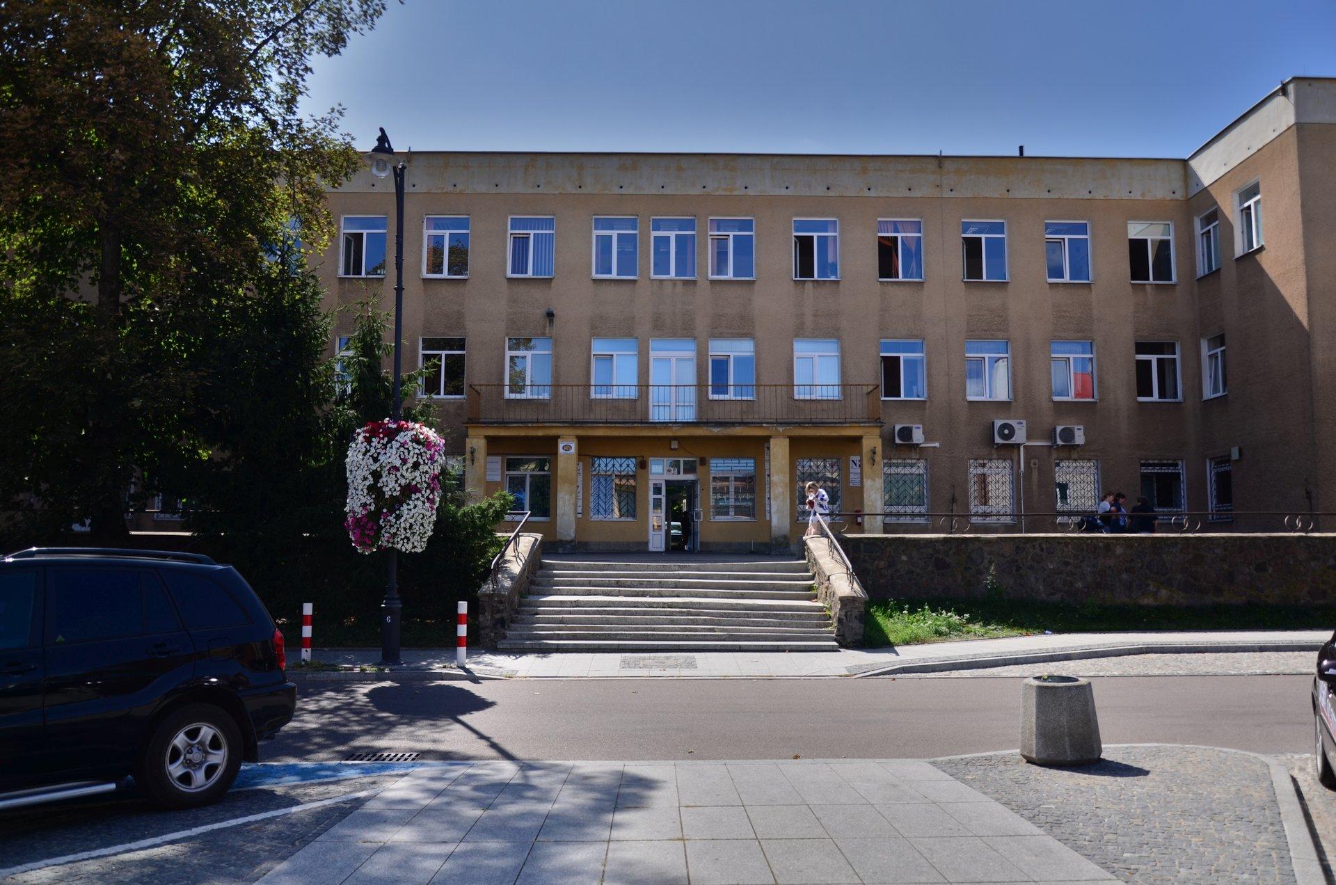 Białystok Białówny przychodniafree photo darmowe zdjęcie
