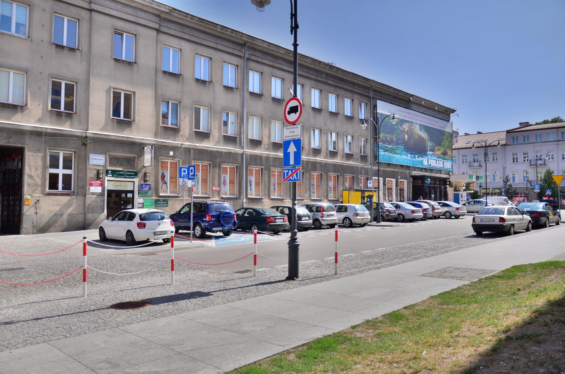 Białystok Nowy Świat centrumfree photo darmowe zdjęcie