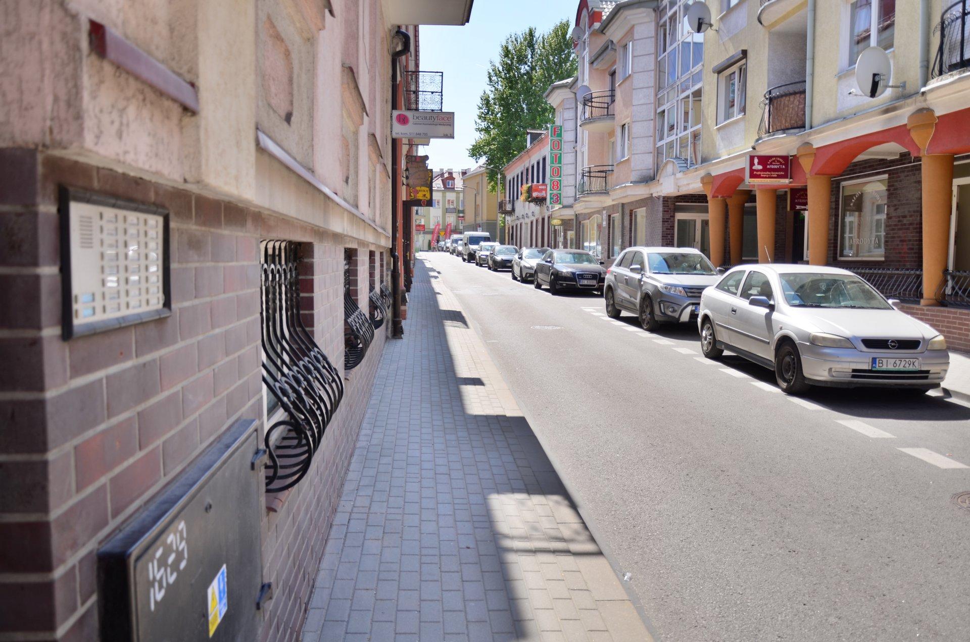 Białystok Waryńskiegofree photo darmowe zdjęcie