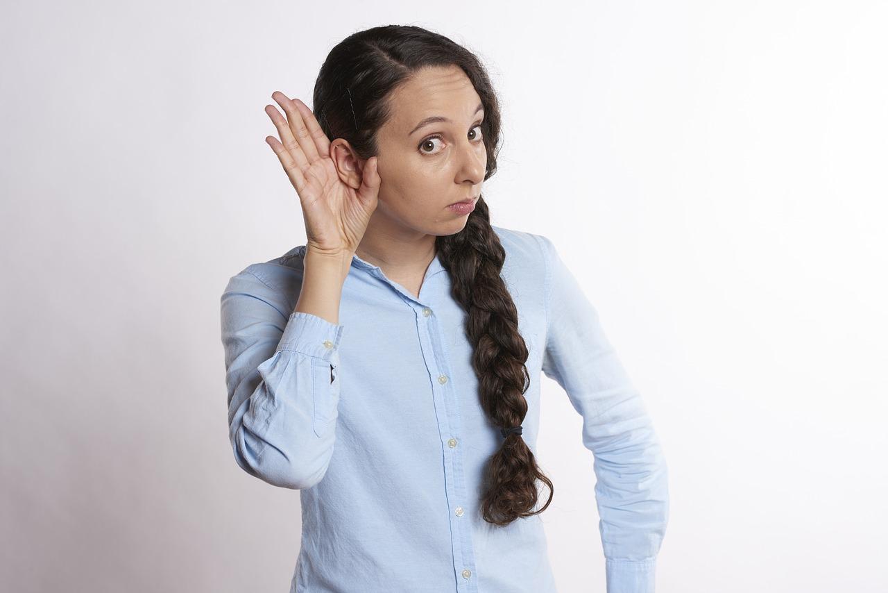 Umiejętność słuchania innych