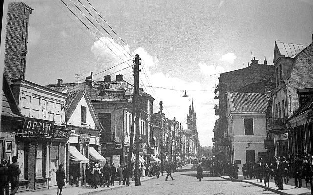 Z życia  miasta - 1932 r.