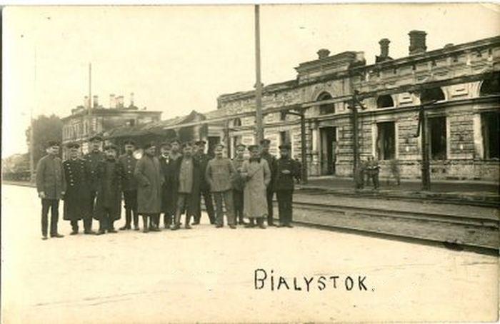 Grudzień 1918 roku w Białymstoku