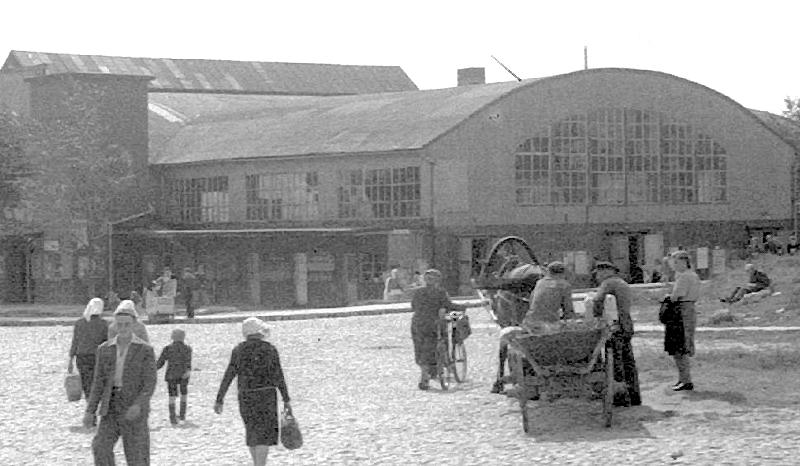 Rybny Rynek 1933 r.