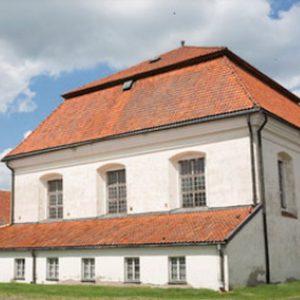 Koniec remontu Synagogi w Tykocinie. Już nie jest biała...