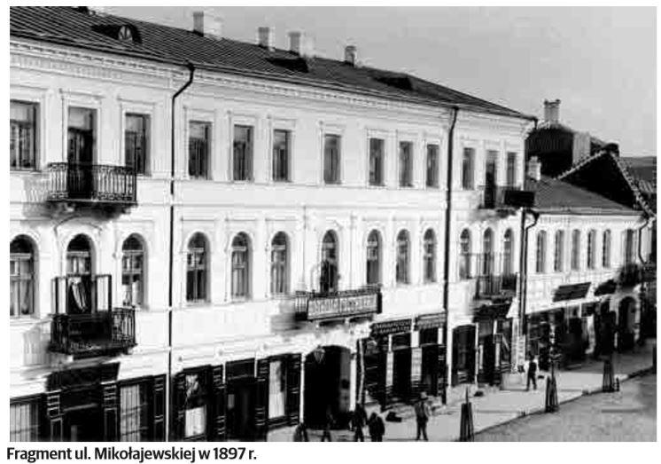 Ulica Mikołajewska, czyli Sienkiewicza