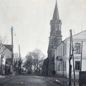 To była luksusowa dzielnica Białegostoku. Mieszkali tu najbogatsi.