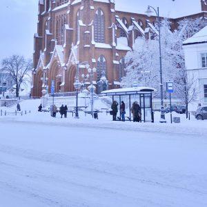 Dlaczego Białystok nie radzi sobie z pogodą? Przez brak wyobraźni urzędników!