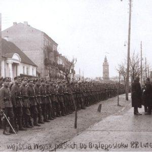 Białystok niepodległy dopiero od 1919 roku. To były szalone i krwawe czasy!