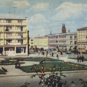 Co się działo w Białymstoku po II Wojnie Światowej? Nowy rozdział w historii miasta.