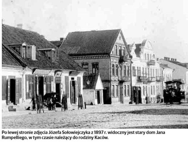 Sienkiewicza 15. Dom Jana Rumpelliego