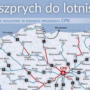 Łomża będzie miała kolej. Czy będzie można dojechać tam z Białegostoku czy tylko z Warszawy?