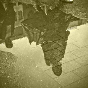 Żółty deszcz na Podlasiu. Zdezorientowani ludzie dzwonili do Instytutu Meteorologii.