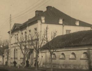 Historia szpitala ul.Warszawska 15