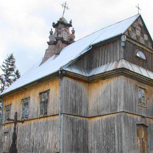 Te drewniane cuda stoją w Podlaskiem. Jedna ze świątyń przetrwała od 1610 roku!