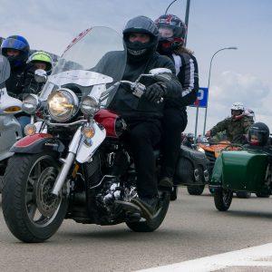 Zdjęcia z otwarcia sezonu motocyklowego w Bielsku Podlaskim