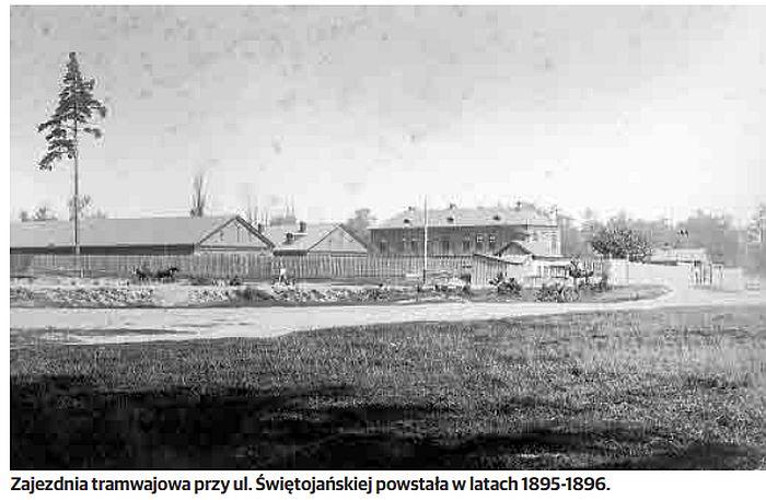Tramwaje konne w Białymstoku