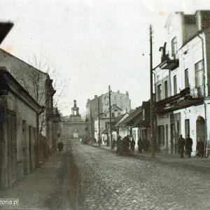 Ulica Pałacowa