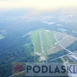 Lotnisko w Suwałkach wystartuje szybciej niż te w Białymstoku?