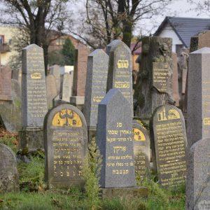 Ostatni cmentarz białostockich Żydów. Dziś to piękny, lecz zamknięty zabytek.