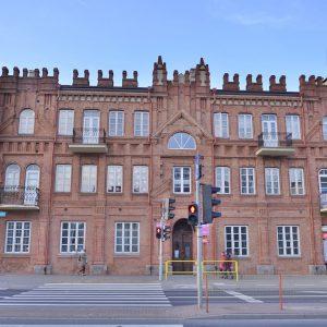 Kamienica pani Nachtigal. Piękny budynek do dziś cieszy oko, ale tylko z przodu.