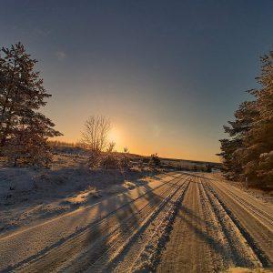 Spadł śnieg i Podlasie znów stało się magiczne! Te zdjęcia to pokazują.