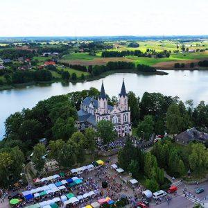 Puńsk to mała Litwa w Polsce. Warto ją odwiedzić.