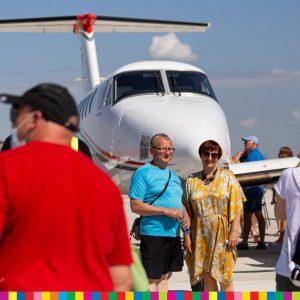 Suwałki otworzyły lotnisko. Białystok czeka na decyzję. Od 2021 roku LOT zabierze pasażerów?