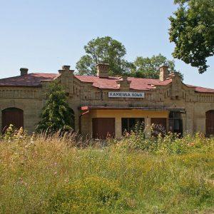 150-letnia stacja kolejowa jako mieszkanie? Idealne dla kogoś, kto szuka życia w pięknym miejscu.
