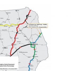 Wkrótce rusza budowa Via Carpatia. Zaczyna się na granicy w Kuźnicy.