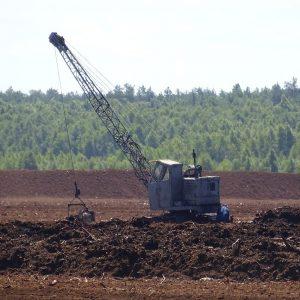 To jest chore! Chcą budować kopalnię. To zrujnuje środowisko, rolnictwo i zabije Narew i żubry!