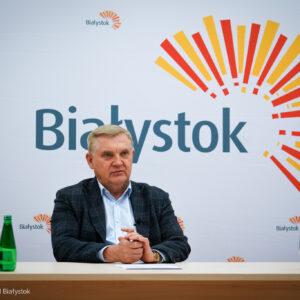 Jaki ma być Białystok w 2030 roku? Bez Truskolaskiego.