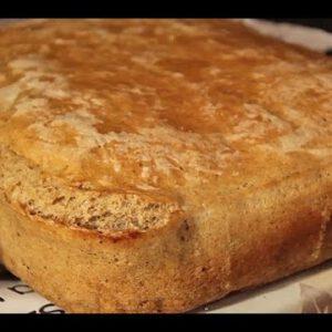 Jak powstaje tradycyjny chleb na zakwasie? Na Podlasiu właśnie tak.