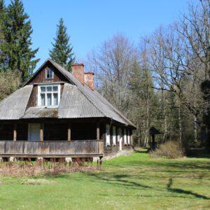 Tu mieszkała Simona Kossak. Jej dom stał się zabytkiem.