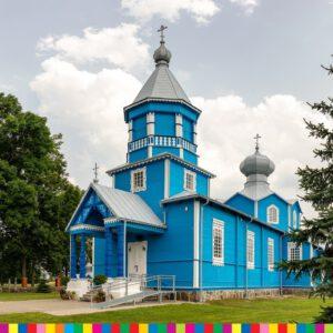 Prawosławne Podlasie zaprasza. Oto szlak kolorowych cerkwi.