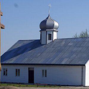 Cerkiew Św. Mikołaja Serbskiego w Białymstoku. Nie ma takiej drugiej w Polsce.