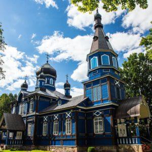Cerkiew w Puchłach to wyjątkowe miejsce na mapie Podlasia. Zaczęło się od cudownego uzdrowienia.